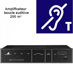 Amplificateur actif à boucles LA-200