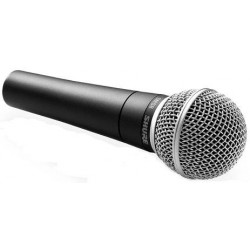 LOCATION MICRO CHANT SHURE