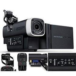 LOCATION Enregistreur audio & vidéo Full HD compact ZOOM
