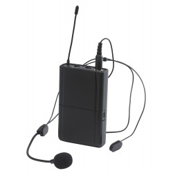 Ensemble emetteur pocket UHF