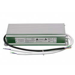 Alimentation 24VDC 6.25A 150W max - IP65 - 2 sorties