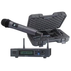 Pack récepteur UHF + micro main + malette