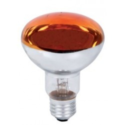 Lampe à réflecteur R080 60W ES/E27 Orange
