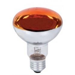 Lampe à réflecteur R080 60W ES/E27 Orange