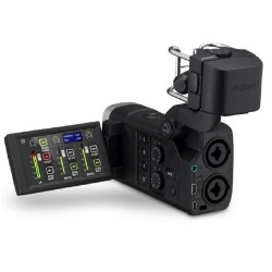 LOCATION ENREGISTREUR COMPACT AUDIO 4 PISTES VIDEO HD 3M ZOOM