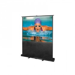 LOCATION ECRAN PORTABLE DE VIDEOPROJECTION SCREEN'UP PULL-UP 51003 152x203 CM
