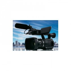 LOCATION CAMESCOPE DE POING PANASONIC AVCCAM A CARTE MEMOIRE