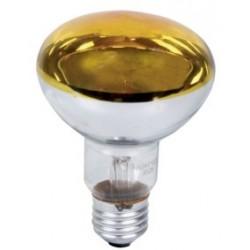 Lampe Réflecteur R080 60W ES/E27 Jaune
