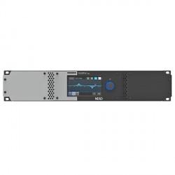 Processeur amplifié 4 x 1300 W sous 2 Ohms NXAMP4X1 MK2 NEXO