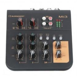 Mi3 MIXER AUDIOPHONY