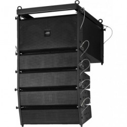 SYSTEME LINE ARRAY PRO DSP ACTIF 1000W