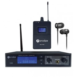 SYSTEME EAR MONITOR IEM 7120 PRODIPE