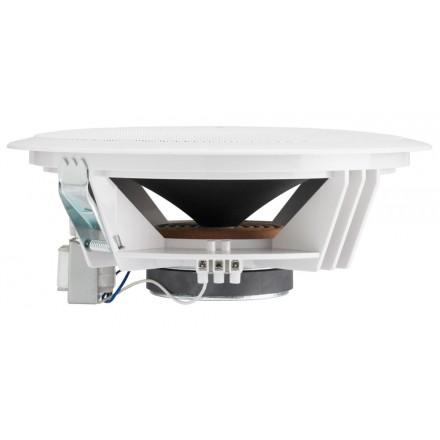 plafonnier haut parleur large bande de 16 cm coudrais music light. Black Bedroom Furniture Sets. Home Design Ideas