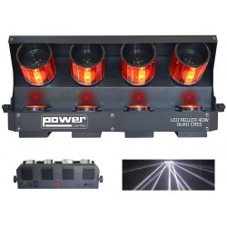 LED ROLLER 40W QUAD CREE power lighting