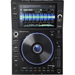 DENON DJ - PLATINE SC6000 - USB/SD, écran tactile 10,1'', 2 players