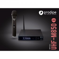 PRODIPE SYSTEME HF MAIN UHF M850 DSP SOLO