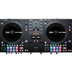 RANE DJ - DRA ONE CONTROLEUR MOTORISE 2  DECKS, PLATEAUX 7'' LEVIERS FX