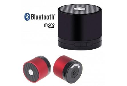 mini enceinte bluetooth noire coudrais music light. Black Bedroom Furniture Sets. Home Design Ideas