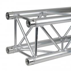 Poutre carrée aluminium 290mm  Longueur : 100 cm