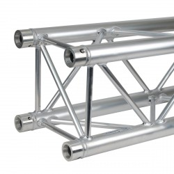 Poutre carrée aluminium 290mm  Longueur : 300 cm