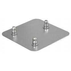Embase pour structure triangulaire 290mm - Avec manchons
