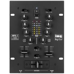 Table de mixage stéréo DJ